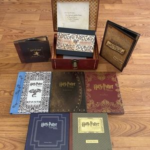 Harry Potter Years 1-5 Limited Edition Trunk Set